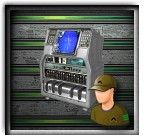 Cyberdeck System Interface - Combat