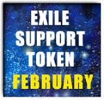 Exile Support Token (E.S.T) - February