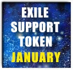 Exile Support Token (E.S.T) - January