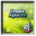 Chassis - Alpha-VIII