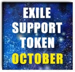 Exile Support Token (E.S.T) - October