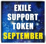 Exile Support Token (E.S.T) - September