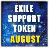 Exile Support Token (E.S.T) - August